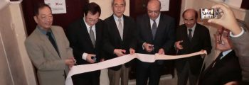 Joint Japanese Supporting University Office was inaugurated.