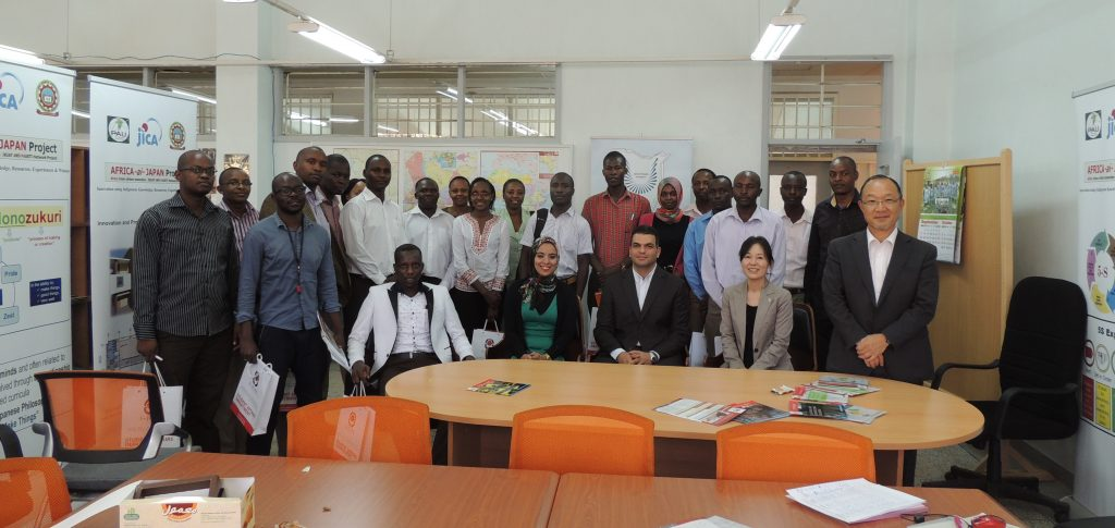 International Student Orientation at Jomokenyatta University, Nairobi, Kenya