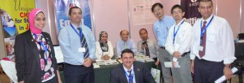 E-JUST attend the Japanese University Fair in Cairo and Alexandria
