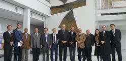 E-JUST Executive Committee visits Japanese supporting university; Kyoto University, Kyushu University, Nagoya University, Osaka University, Tokyo Institute of Technology and Waseda University